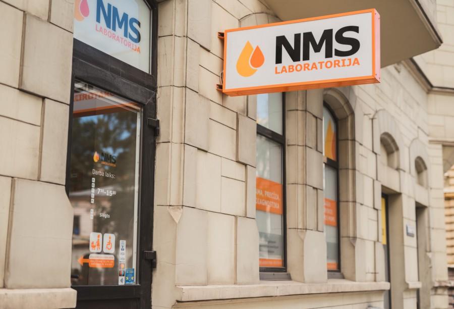 Izmaiņas NMS Laboratorija darba laikā (Skolas iela 14, Rīga)