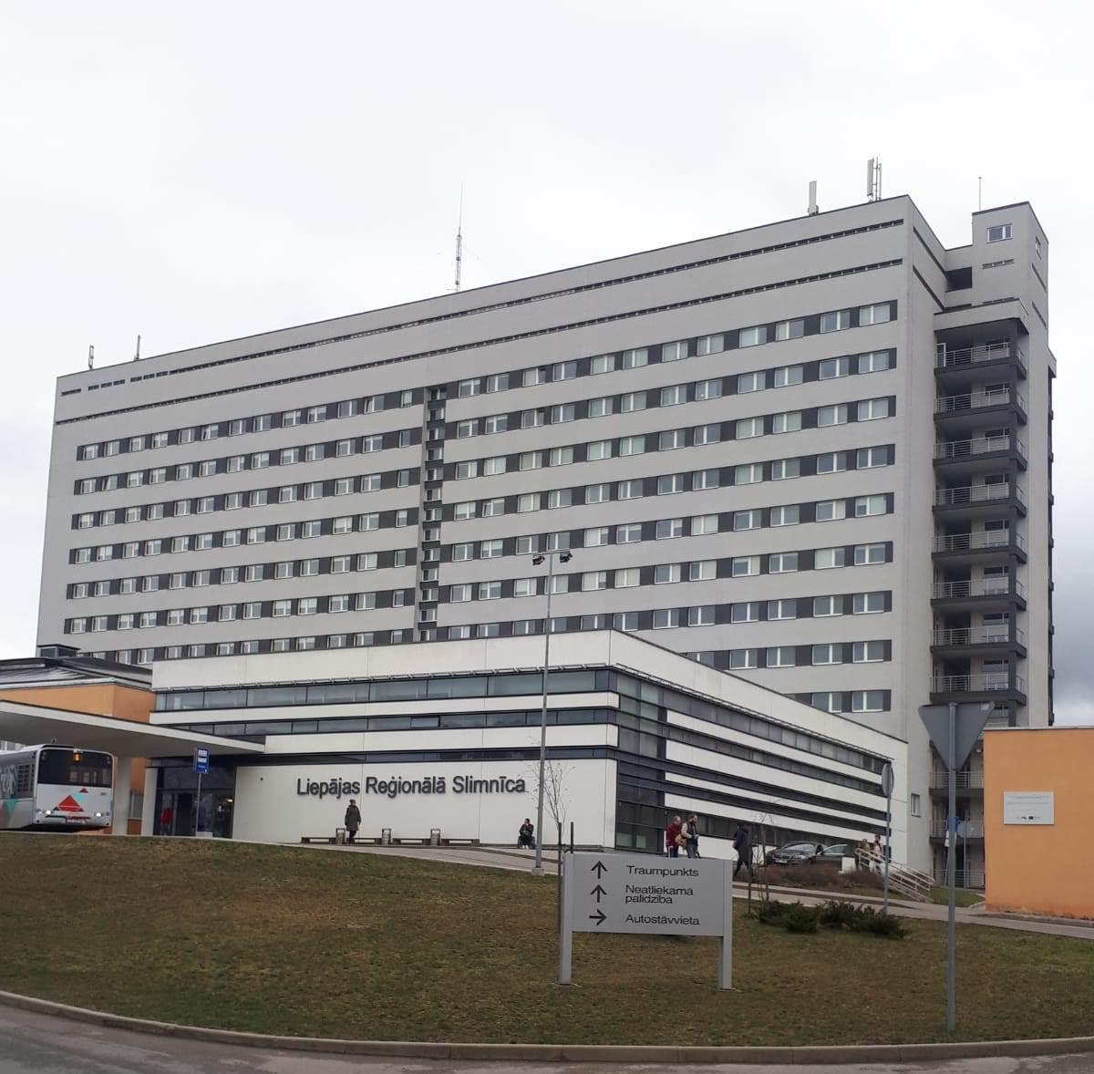 Izmaiņas NMS Laboratorija darba laikā (Liepājas reģionālā slimnīca 119.kab.)